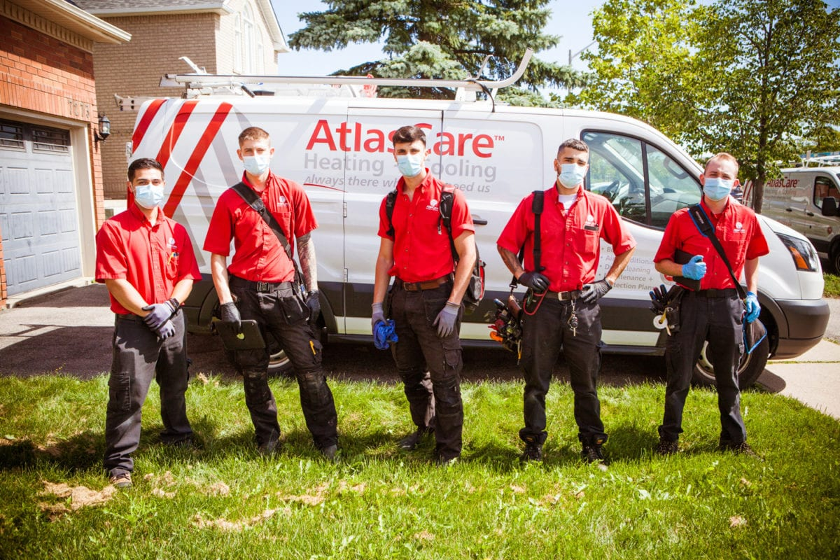 atlas care team members
